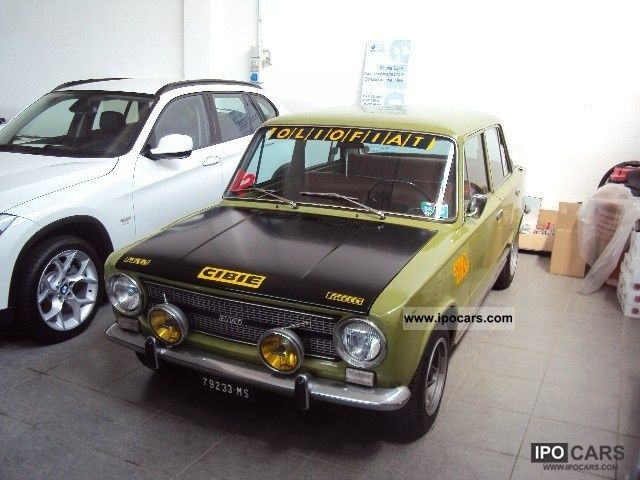 Fiat  131 1301 2p. CL 1972 Vintage, Classic and Old Cars photo