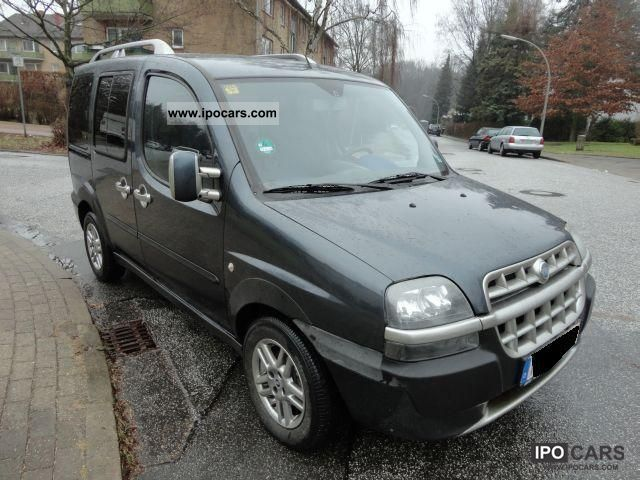 2002 fiat doblo 1 6 16v malibu climate pdc car. Black Bedroom Furniture Sets. Home Design Ideas