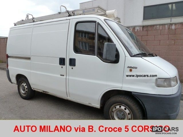 1999 Fiat  Ducato 14 2.8 TD 4x4 PC Furgone Other Used vehicle photo