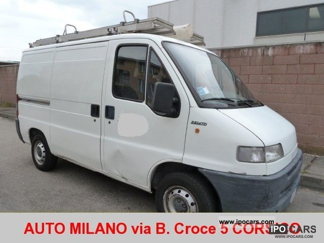 1999 Fiat  Ducato 14 2.8 TD 4x4 Furgone PM Other Used vehicle photo