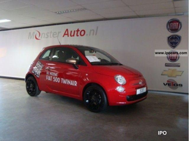 2011 Fiat  500 0.9 TwinAir Plus Small Car New vehicle photo