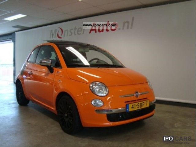 2011 Fiat  500 0.9 TwinAir NL Small Car Used vehicle photo