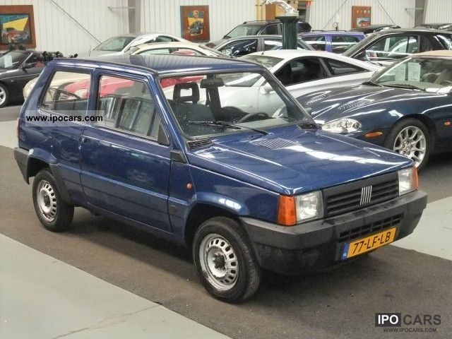 2002 Fiat Panda    1      1    Young  Car Photo and Specs