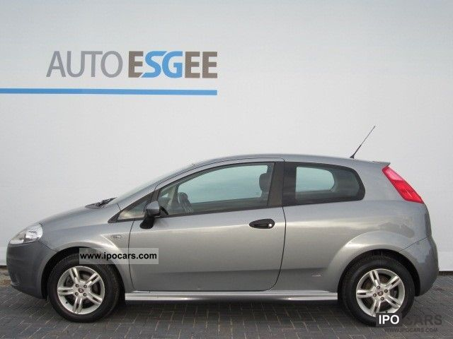 2008 fiat grande punto 1 4 8v 78pk grand prix airco lmv a car photo and specs. Black Bedroom Furniture Sets. Home Design Ideas