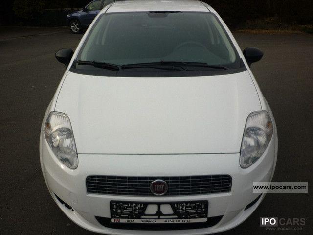 2008 Fiat  Grande Punto 1.3 Multijet 16V DPF Dynamic Small Car Used vehicle photo