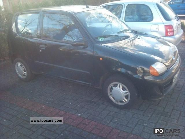 2000 Fiat  Seicento Young 0.9 Small Car Used vehicle photo
