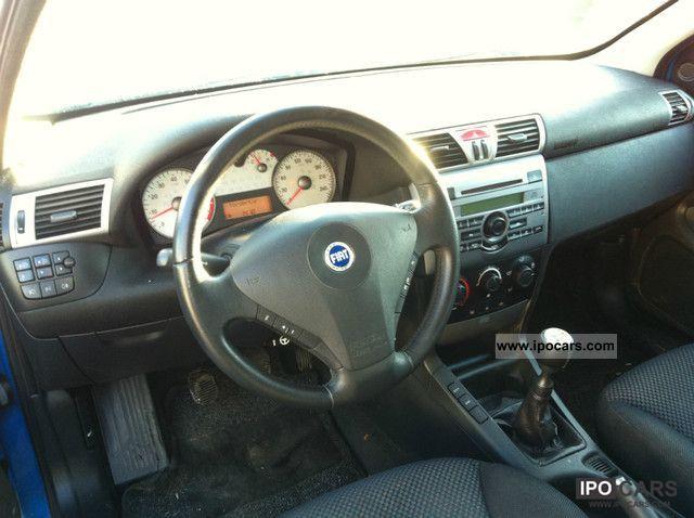 2004 Fiat Stilo Abarth 24 20v Selespeed Car Photo And Specs