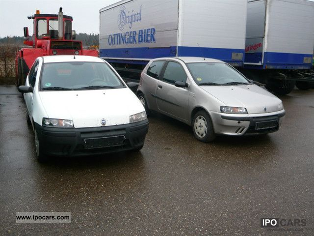 2000 Fiat  1.2 petrol Small Car Used vehicle photo