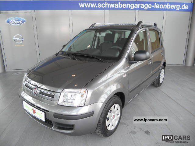 2011 Fiat  Panda 1.2 \ Estate Car Used vehicle photo