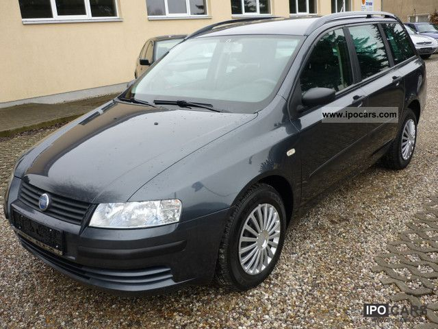 2004 fiat stilo multi wagon 1 6 16v dynamic car photo. Black Bedroom Furniture Sets. Home Design Ideas