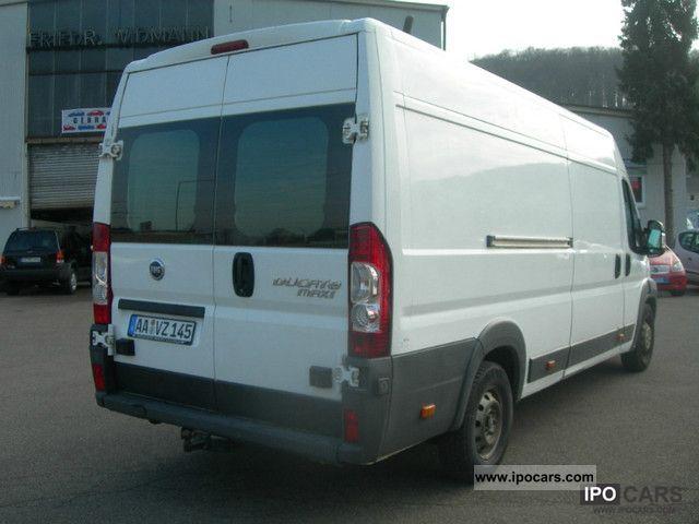 2007 fiat ducato maxi 250 l 6 speed tuv car. Black Bedroom Furniture Sets. Home Design Ideas