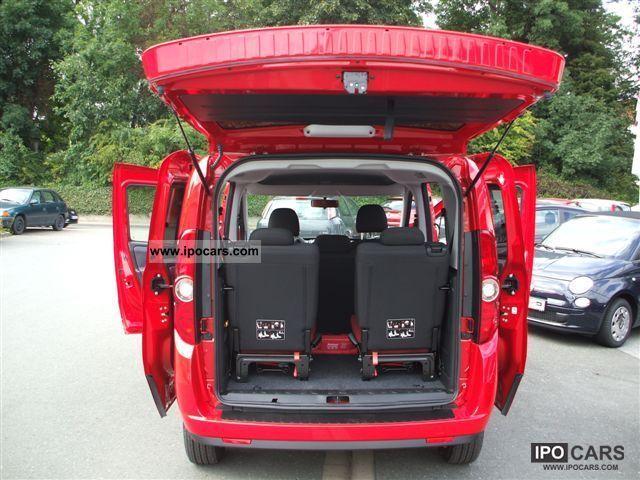fiat doblo family  seater dynamic     klimaa car photo  specs