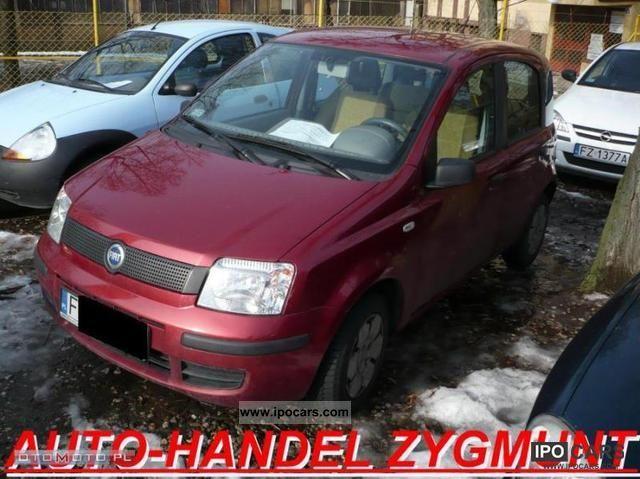 2004 Fiat  Panda Small Car Used vehicle photo