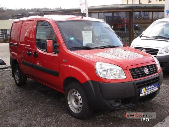 2008 Fiat  Doblo 1.3 JTD SX KAWA Van / Minibus Used vehicle photo