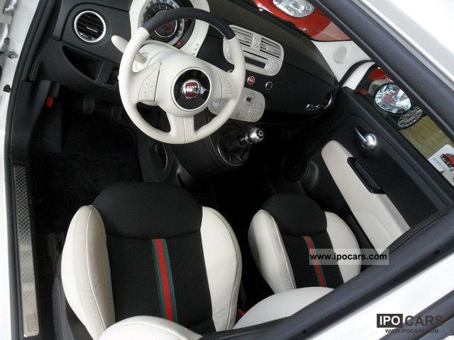 Fiat 500 Gucci >> 2011 Fiat Gucci 500 C 1.2 - Car Photo and Specs
