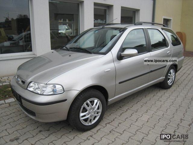 2003 Fiat  Palio Weekend 1.2 Estate Car Used vehicle photo