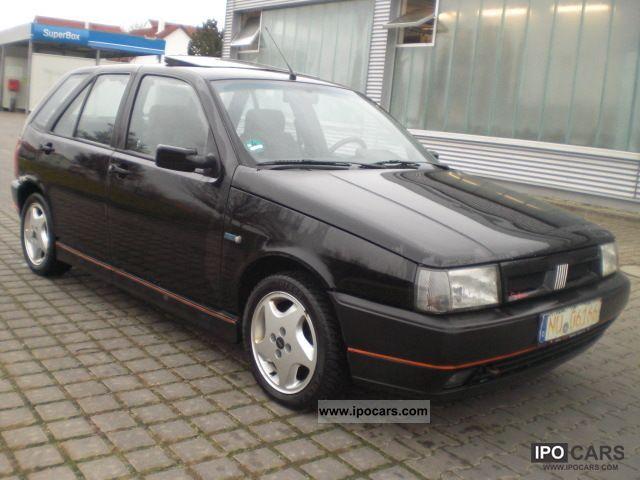 1993 Fiat  Tipo 2.0 16V Sport SEDICIVALVOLE Limousine Used vehicle photo