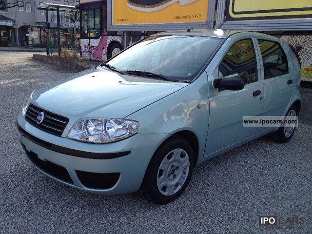 2004 fiat punto 1 3 jtd euro 4 climate car photo and specs. Black Bedroom Furniture Sets. Home Design Ideas