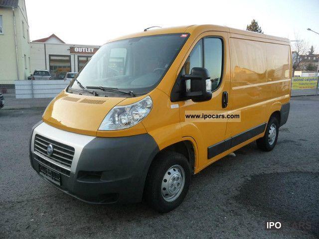 2007 Fiat  Ducato L1H1 2.3 Multijet 6GANG AIR Van / Minibus Used vehicle photo