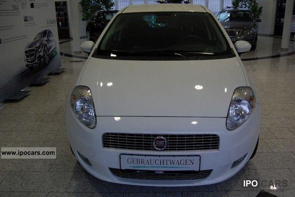 2008 Fiat  Grande Punto 1.4 8V Limousine Used vehicle photo