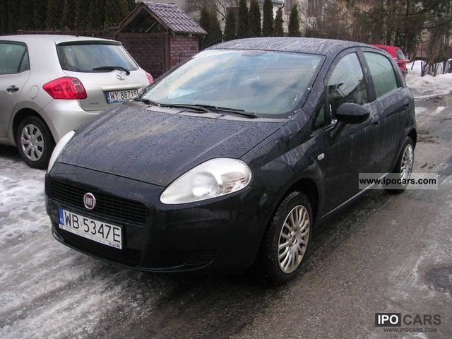 2010 Fiat  Grande Punto 4.1 Estiva Blue & Me Other Used vehicle photo