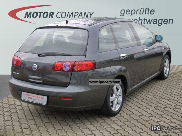 2007 Fiat  Croma 2.2 16V LEATHER Estate Car Used vehicle photo