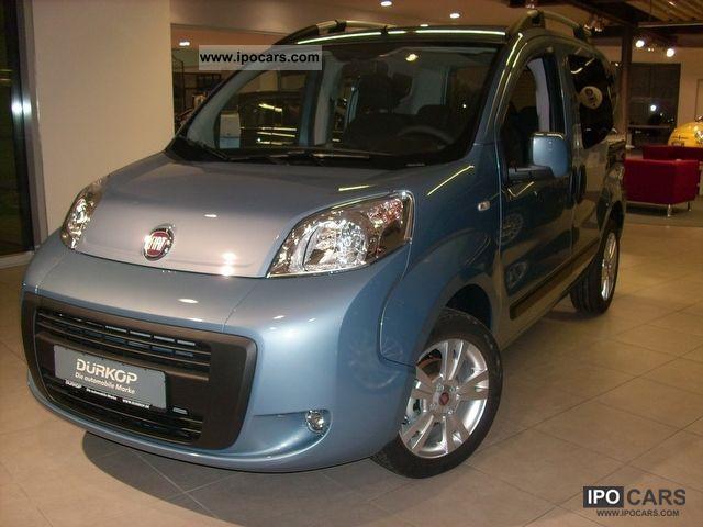 2012 Fiat  Qubo 1.4 8V Easy climate, heated seats Van / Minibus Pre-Registration photo