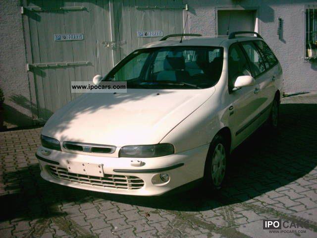 1998 Fiat  Marea TD DIESEL AIR. TAXI Estate Car Used vehicle photo
