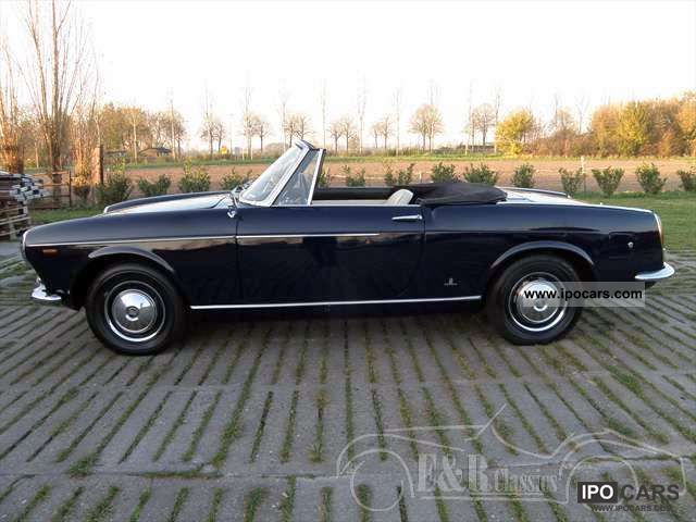 Fiat  1500 Cabriolet Pininfarina Spider 1964 1964 Vintage, Classic and Old Cars photo