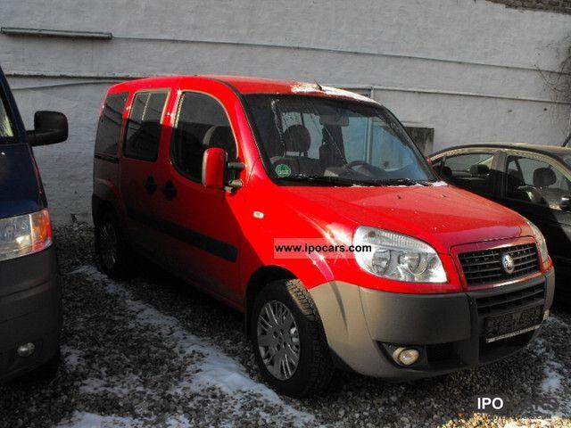 2006 Fiat  Doblo Multijet 16V DPF Actual Van / Minibus Used vehicle photo