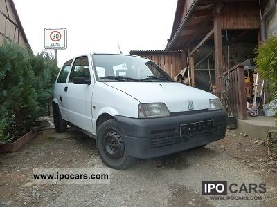 1993 Fiat  Cinquecento 0.9 i.e. Small Car Used vehicle photo