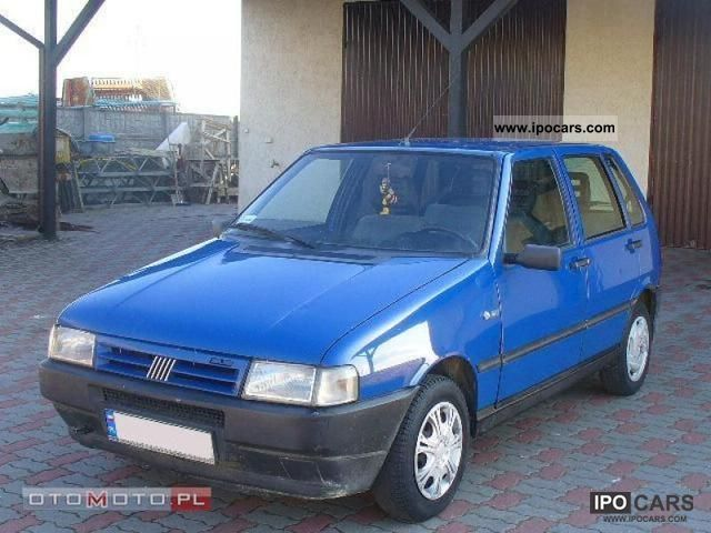 1996 Fiat  * UN GAZ, 5 DRZWI, SPRAWNY, ZARJSTR Small Car Used vehicle photo