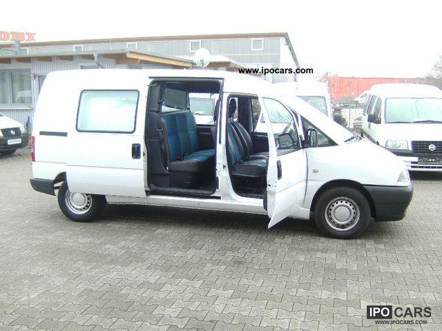 2001 Fiat  Scudo LONG BOX Van / Minibus Used vehicle photo
