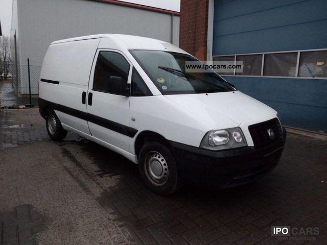 2004 Fiat  Scudo 1.9D EGR KAT long wheelbase Van / Minibus Used vehicle photo