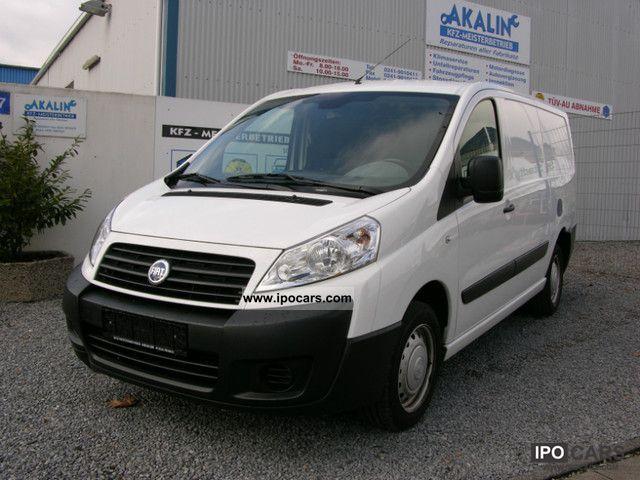 2007 Fiat  Scudo L2H2 12 SX Van / Minibus Used vehicle photo