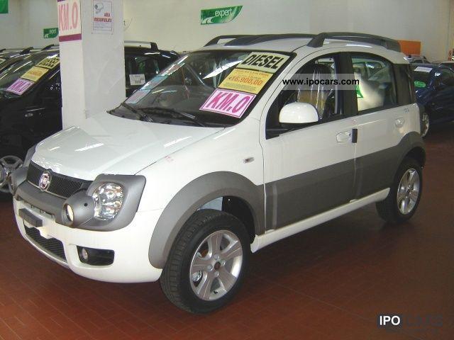 2011 fiat panda cross 4x4 1 3 mjt 16v dpf car photo and. Black Bedroom Furniture Sets. Home Design Ideas