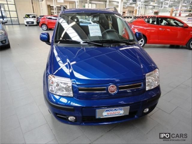2010 fiat panda 1 2 emotion car photo and specs. Black Bedroom Furniture Sets. Home Design Ideas