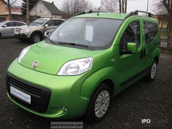 2009 Fiat  Qubo 1.4 8V Dynamic + winter wheels Van / Minibus Used vehicle photo