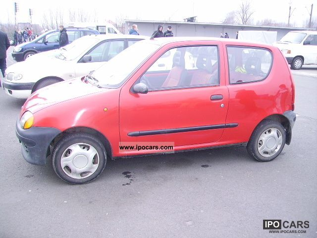 1999 Fiat  Seicento HATCHBACK 900 cc Other Used vehicle photo
