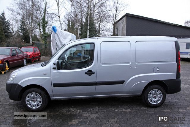 2008 fiat doblo cargo jtd sx maxi car photo. Black Bedroom Furniture Sets. Home Design Ideas