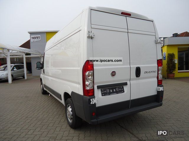 2012 Fiat  Ducato L4H2 Multijet carriage 35 120 36% Other Pre-Registration photo