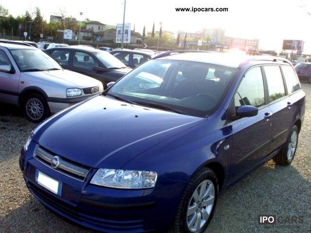 2007 Fiat Fiat Stilo Sw Dynamic Car Photo And Specs