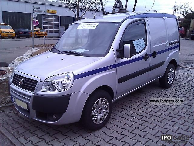 2008 fiat doblo cargo jtd 1 9 car photo and specs. Black Bedroom Furniture Sets. Home Design Ideas