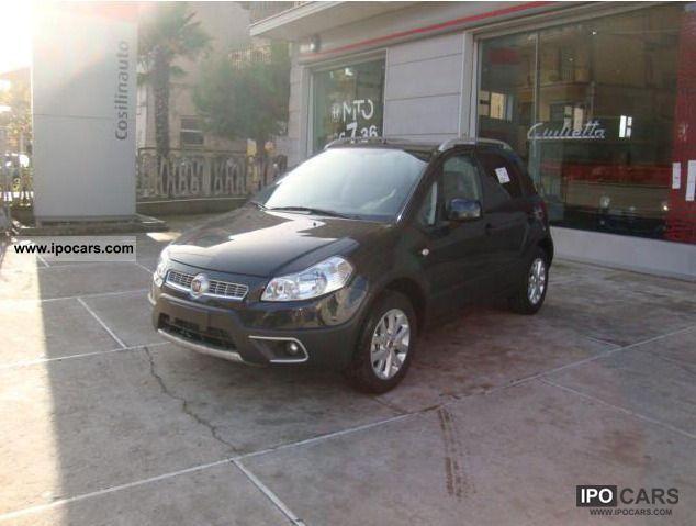 2011 Fiat  Emotion 1.6 16V 4x4 KM O Off-road Vehicle/Pickup Truck Used vehicle photo