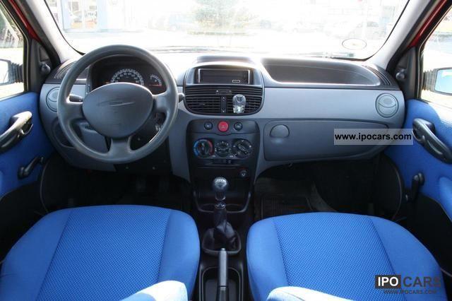 2002 Fiat Punto Car Photo And Specs