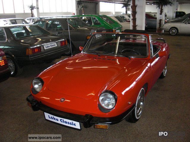 Fiat  850 Spider 1971 Vintage, Classic and Old Cars photo