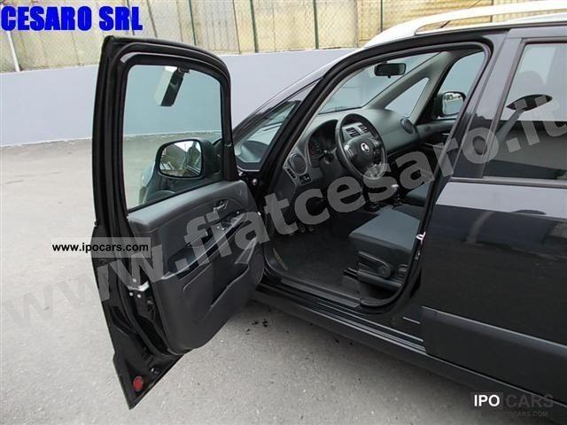 2007 Fiat Sedici 1 9 Mjt Emotion 4x4 120cv