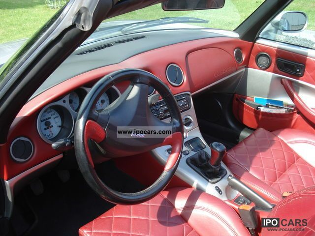 2000 Fiat 1 8 Limited Edition 99 Barchetta Car Photo And