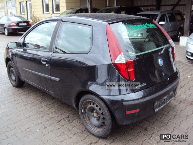 2004 fiat punto 1 9 jtd multijet emotion car photo and specs. Black Bedroom Furniture Sets. Home Design Ideas