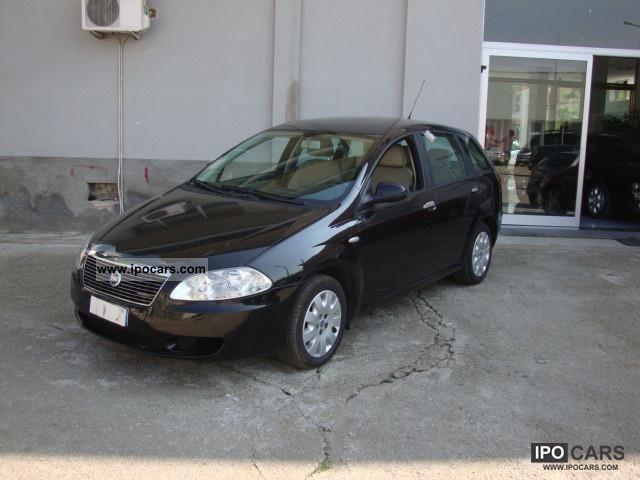 2007 Fiat  Croma 1.9 Multijet 8V DPF Active Estate Car Used vehicle photo